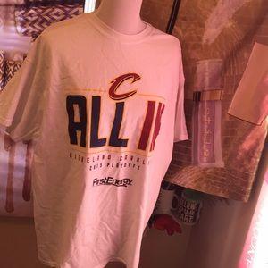 Cleveland Cavs 2015 Playoffs tee